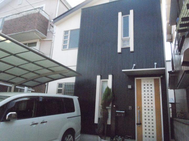 名古屋市北区 S様邸 外壁・屋根塗装工事