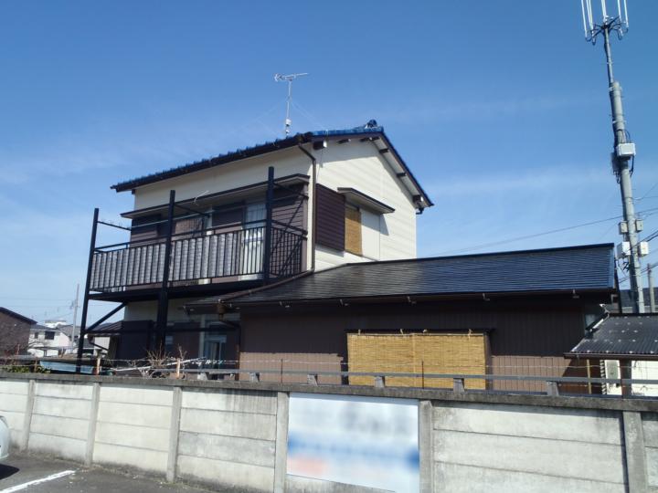 名古屋市北区 T様邸 外壁・屋根塗装工事