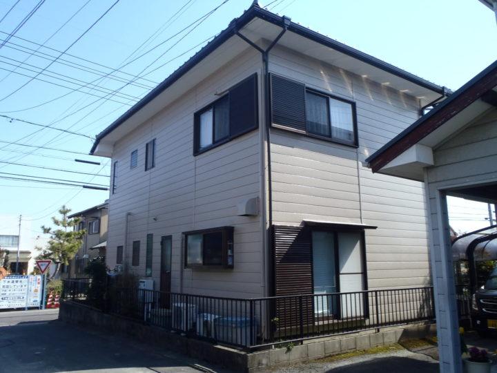 名古屋市北区 M様邸 外壁塗装工事