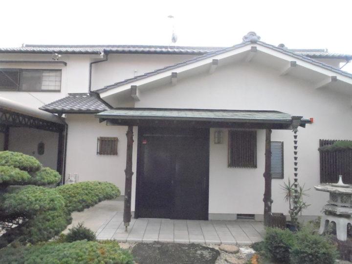 名古屋市北区 Y様邸 外壁塗装工事