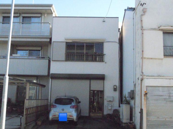 名古屋市北区 K様邸 外壁塗装工事
