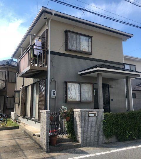 刈谷市 K様邸 外壁屋根塗装工事・屋根塗装工事・シーリング打ち替え