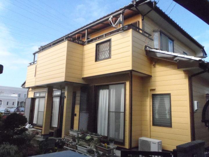 名古屋市北区O様邸 外壁塗装工事