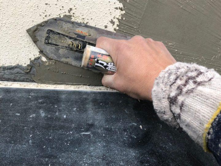 セメント補修