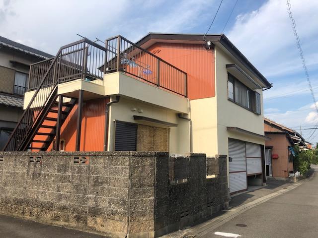 西春日井郡A様邸外壁塗装工事・屋根塗装工事