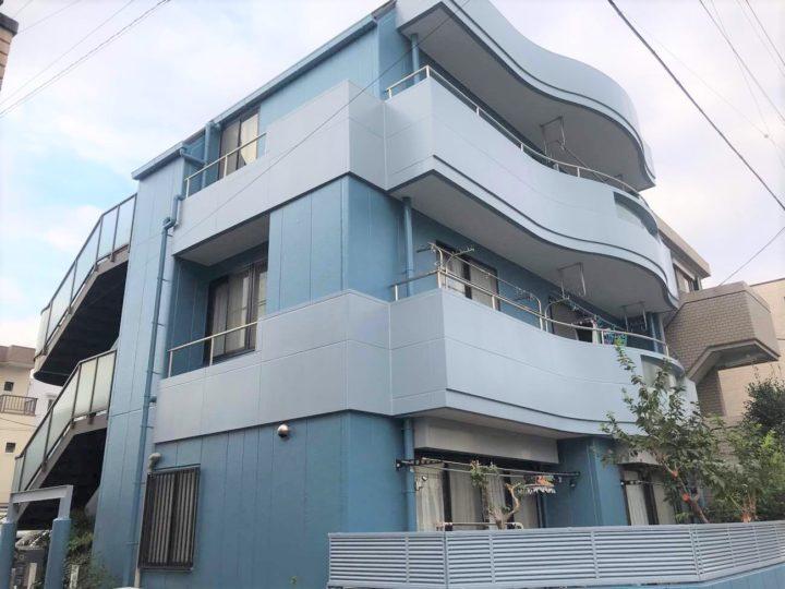 名古屋市北区S様邸外壁塗装工事