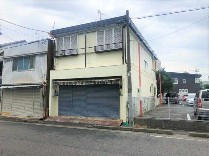 名古屋市北区K様邸外壁塗装工事