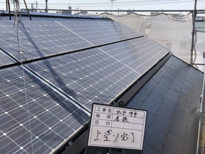 名古屋市北区Y様邸屋根塗装工事