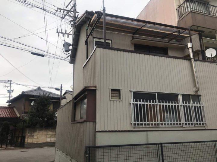 名古屋市北区A様邸外壁塗装工事