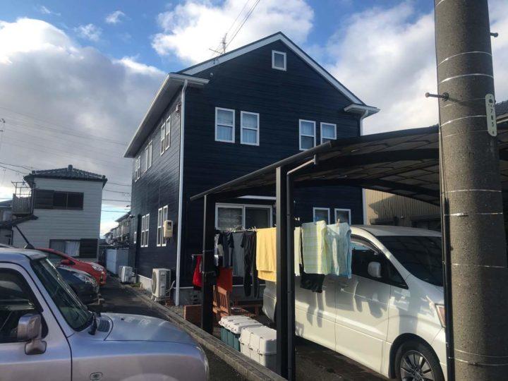 北名古屋市M様邸外壁塗装工事・屋根塗装工事・シーリング打ち替え