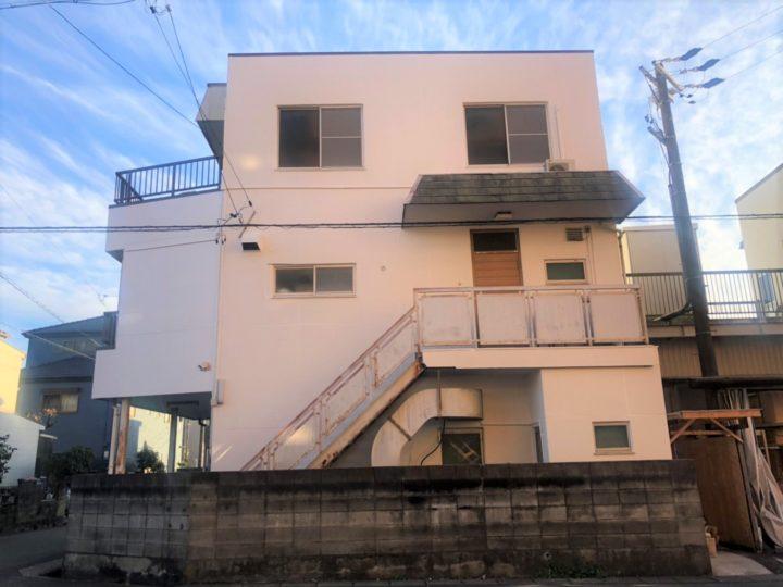 春日井市H様邸外壁塗装コーキング打ち増し工事