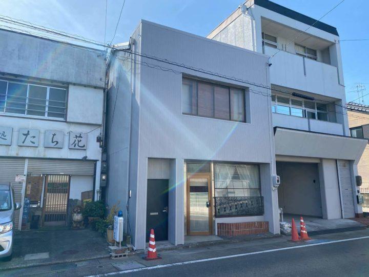 名古屋市北区O様邸外壁サイディング工事