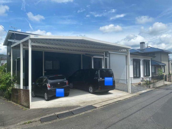 春日井市K様邸外壁塗装工事・屋根塗装工事・コーキング打ち替え、打ち増し工事・基礎塗装工事