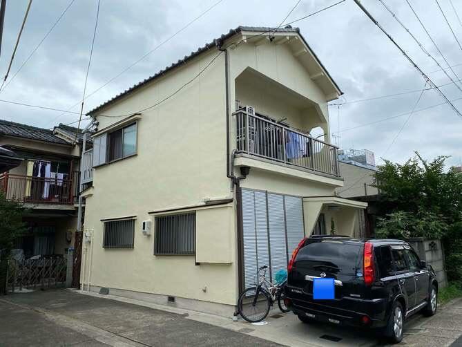 名古屋市北区H様邸・外壁塗装工事・屋根修繕工事