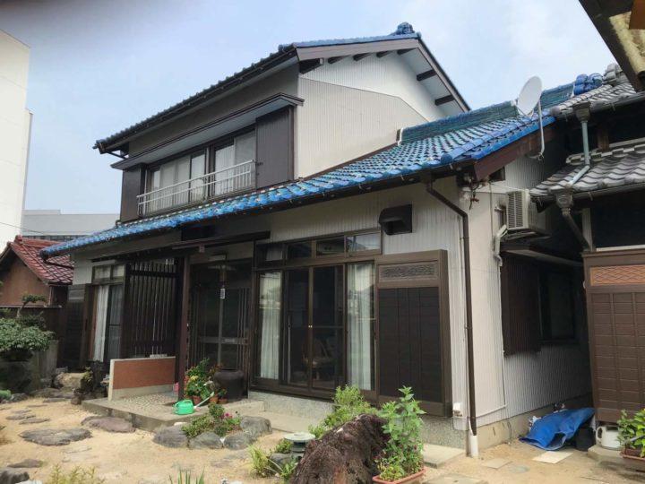 西春日井郡豊山町A様邸・外壁塗装工事・屋根修繕工事