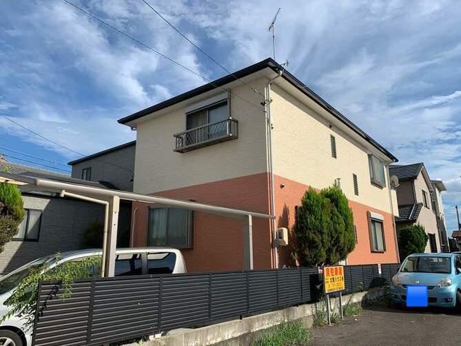 名古屋市守山区Y様邸外壁塗装工事・屋根塗装工事・コーキング打ち替え、打ち増し工事