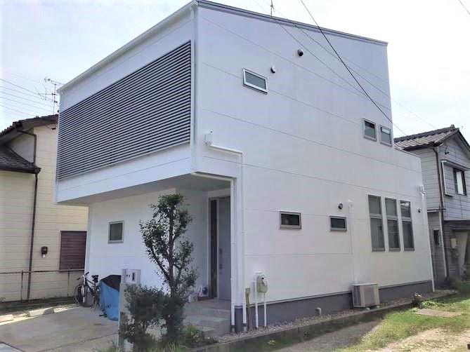 春日井市N様邸外壁塗装工事・屋根塗装工事・ベランダ防水工事・コーキング打ち替え、打ち増し工事