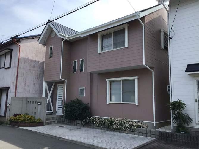 春日井市N様邸外壁塗装工事・屋根塗装工事