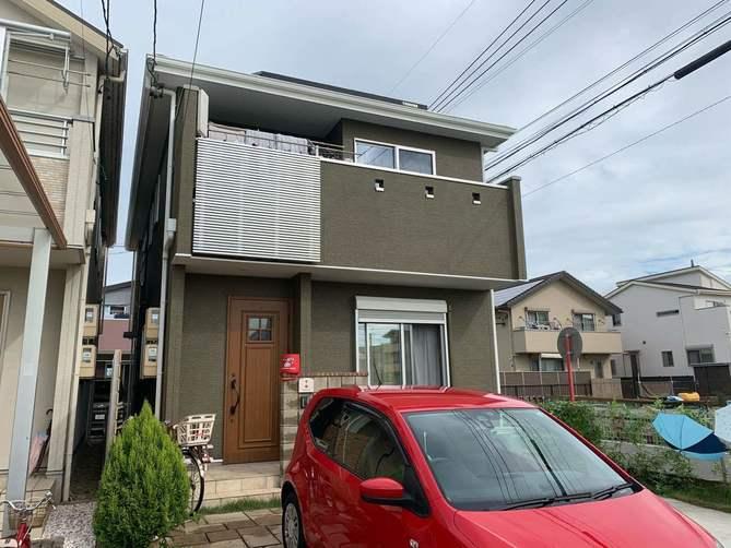 豊山町H様邸外壁塗装工事・屋根塗装工事・コーキング打ち替え、打ち増し工事・ベランダトップコート工事