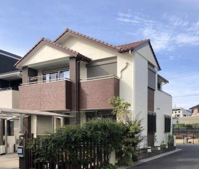 春日井市Y様邸外壁塗装工事・コーキング増し工事・ベランダトップコート工事