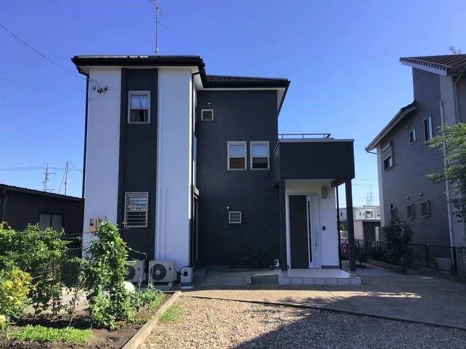 小牧市T様邸外壁塗装工事・コーキング打ち替え、打ち増し工事・ベランダ防水工事