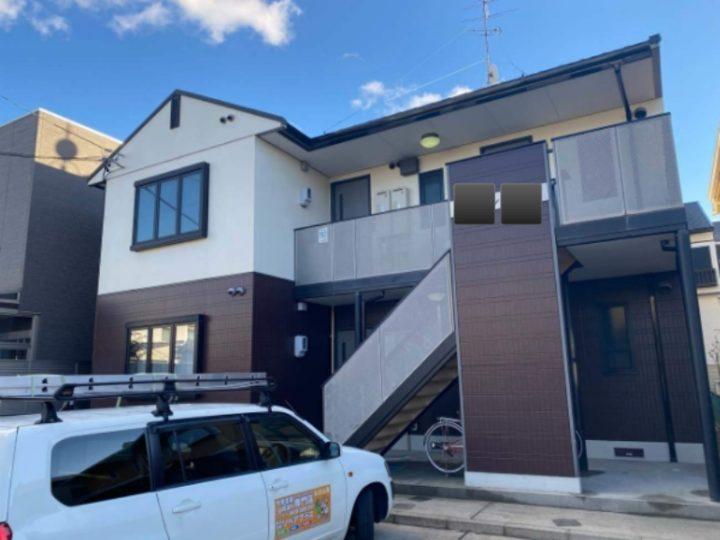 名古屋市瑞穂区N様邸外壁塗装工事・コーキング打ち増し工事