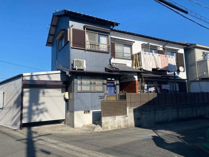 西春日井郡M様邸外壁塗装工事・屋根修繕工事・雨樋改修工事