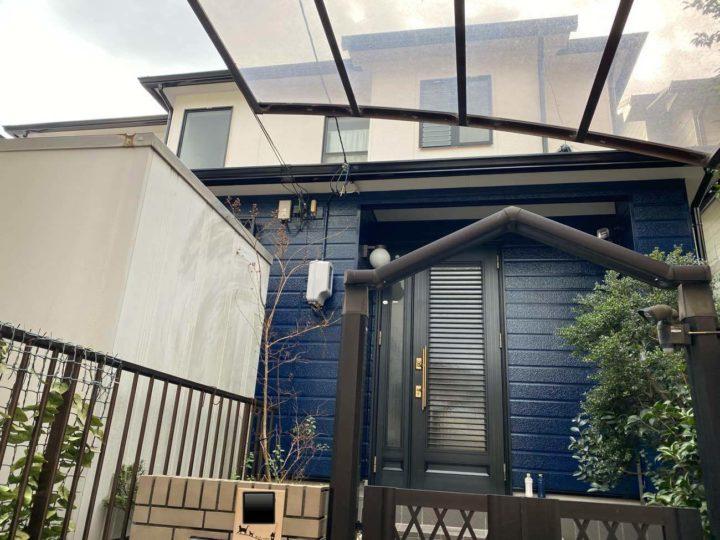春日井市M様邸外壁塗装工事・屋根塗装工事・ベランダ防水工事