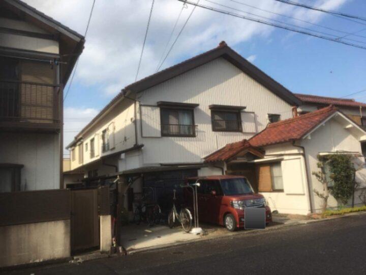 春日井市I様邸外壁塗装工事