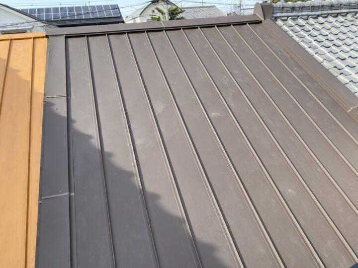 春日井市M様邸屋根塗装工事・屋根葺き替え工事・雨樋改修工事