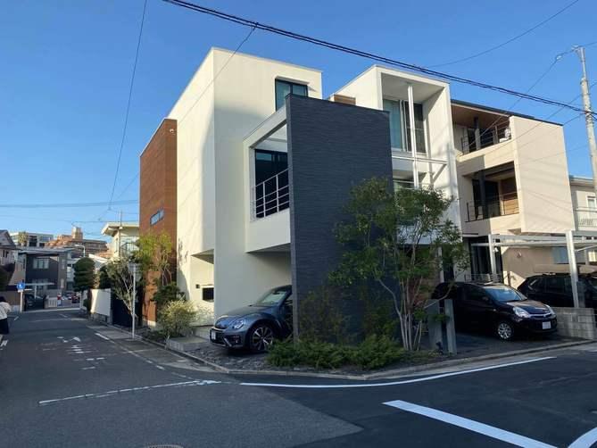 名古屋市千種区F様邸 外壁塗装工事・屋上防水工事