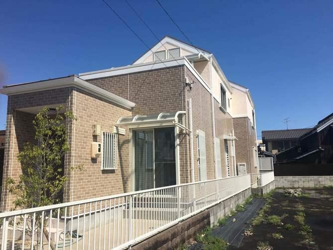 名古屋市西区T様邸外壁塗装工事・コーキング打ち替え、打ち増し工事・屋根塗装工事・ベランダ防水工事