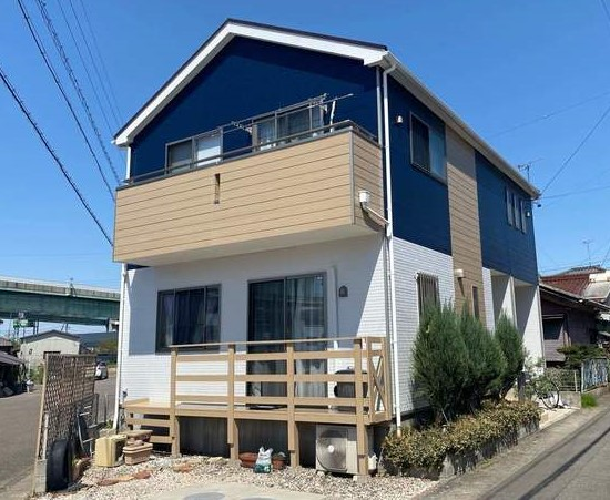 北名古屋市S様邸外壁塗装工事・屋根塗装工事・コーキング打ち替え、打ち増し工事