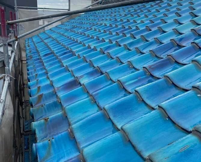 屋根葺き替え 施工前