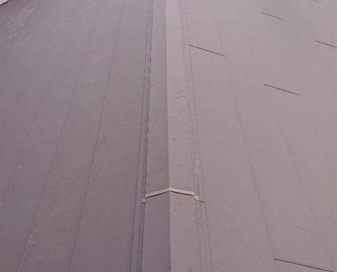 屋根 新規屋根材設置