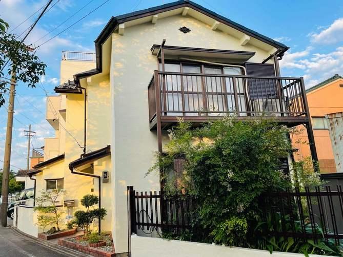 名古屋市北区 T様邸外壁塗装工事・屋根塗装工事