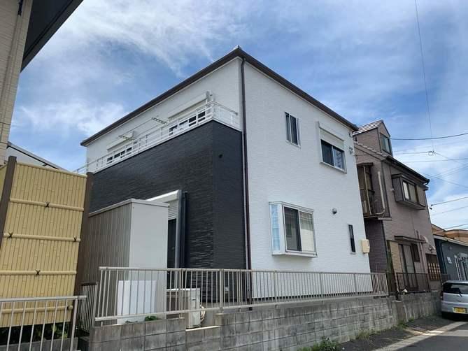 春日井市O様邸外壁塗装工事・コーキング打ち替え、打ち増し工事・屋根漆喰工事