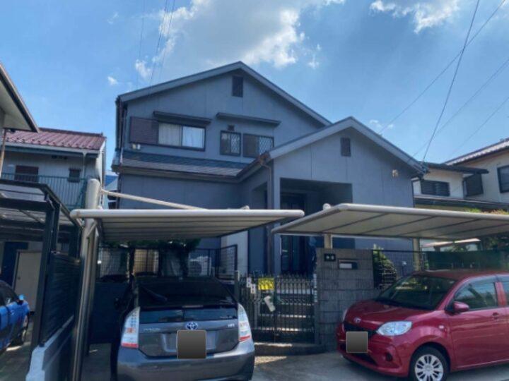 春日井市Y様邸外壁塗装工事・屋根塗装工事