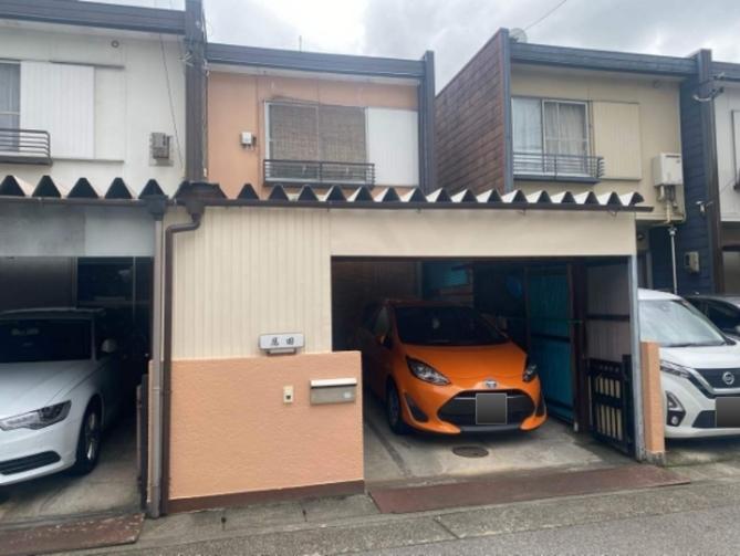 名古屋市北区O様邸外壁塗装(2面)工事・屋根塗装工事