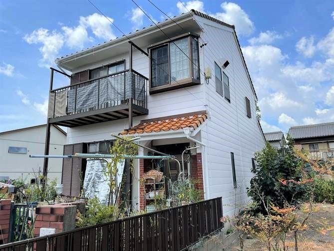 北名古屋市T様邸外壁塗装工事・コーキング打ち替え、打ち増し工事・屋根漆喰工事
