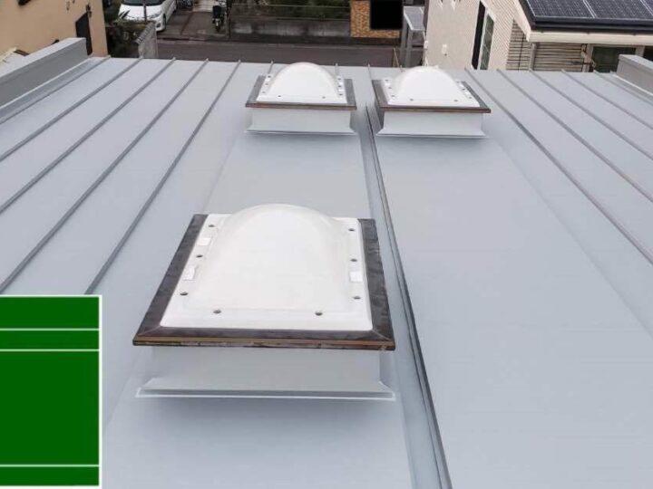 名古屋市北区T様邸屋根重ね葺き工事
